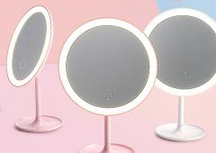 化妆镜梳妆镜子