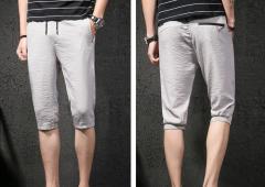 男装休闲短裤