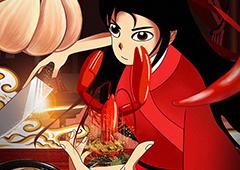 厨魔殿-小龙虾详情-美味食品-详情设计