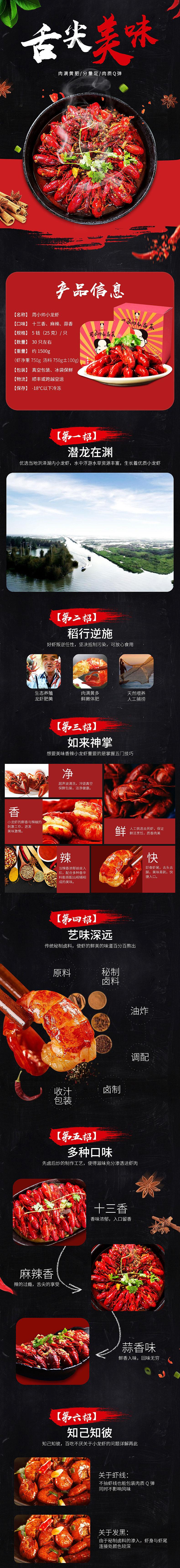 小龙虾详情页