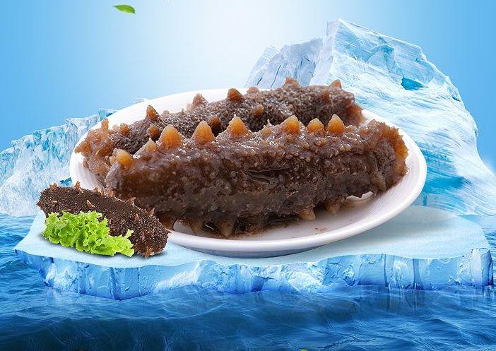 海鲜海参生鲜食品详情页
