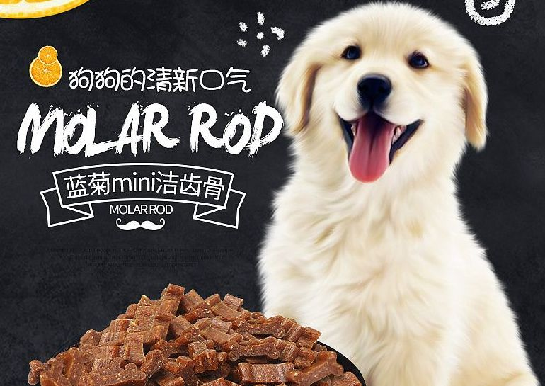 宠物零食猫狗详情页