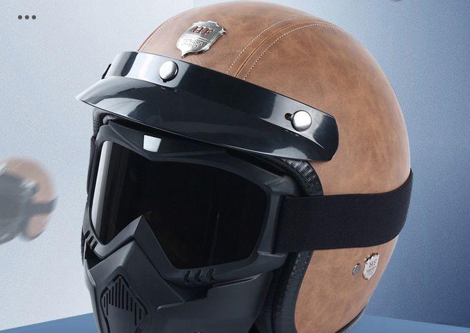 车配件头盔详情页