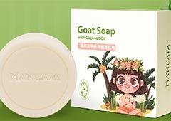 摩奴瓦塔椰子油香皂